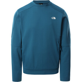 The North Face Lightning Pullover Men, moroccan blue heather